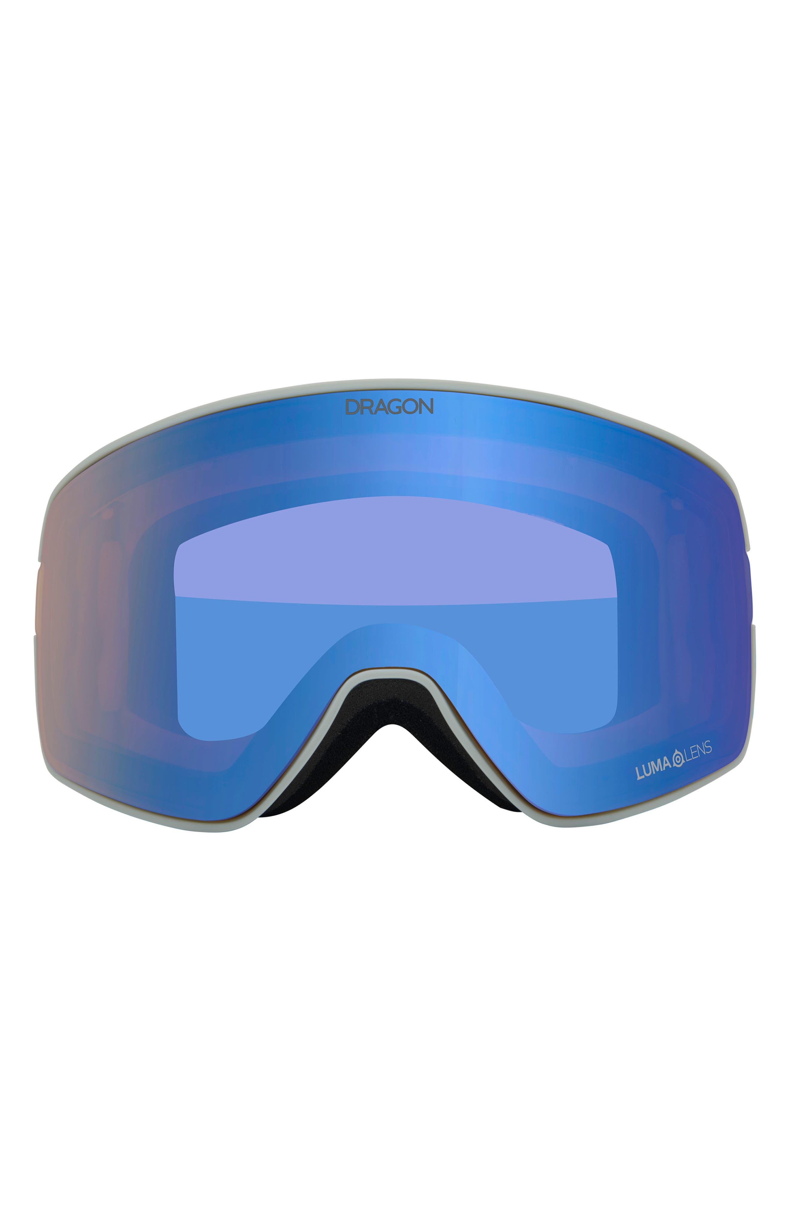 Nfx2 60mm Snow Goggles With Bonus Lens