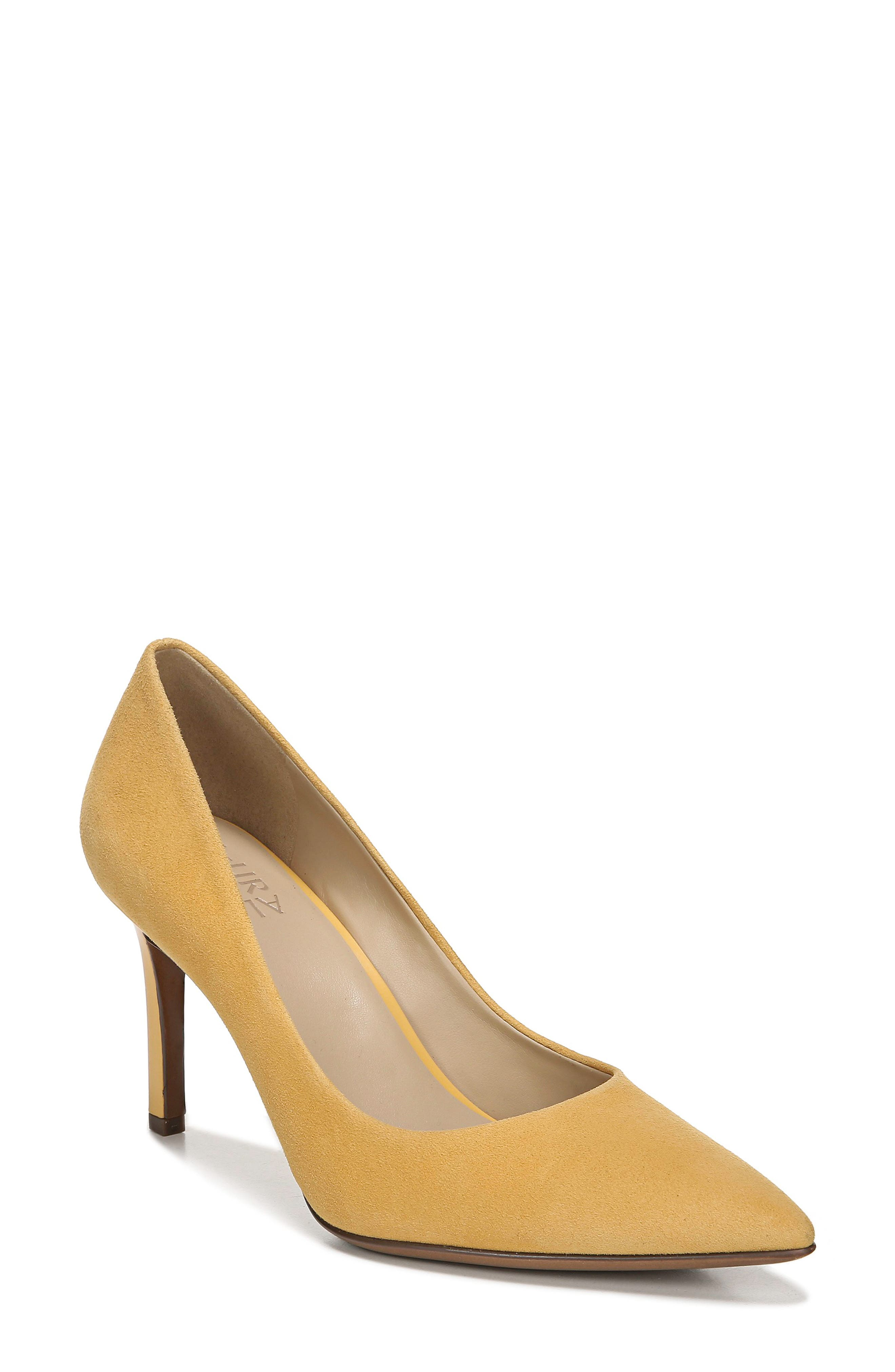 Naturalizer Anna Pump, Yellow