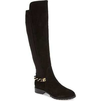 Karl Largerfeld Paris Skylar Over The Knee Boot