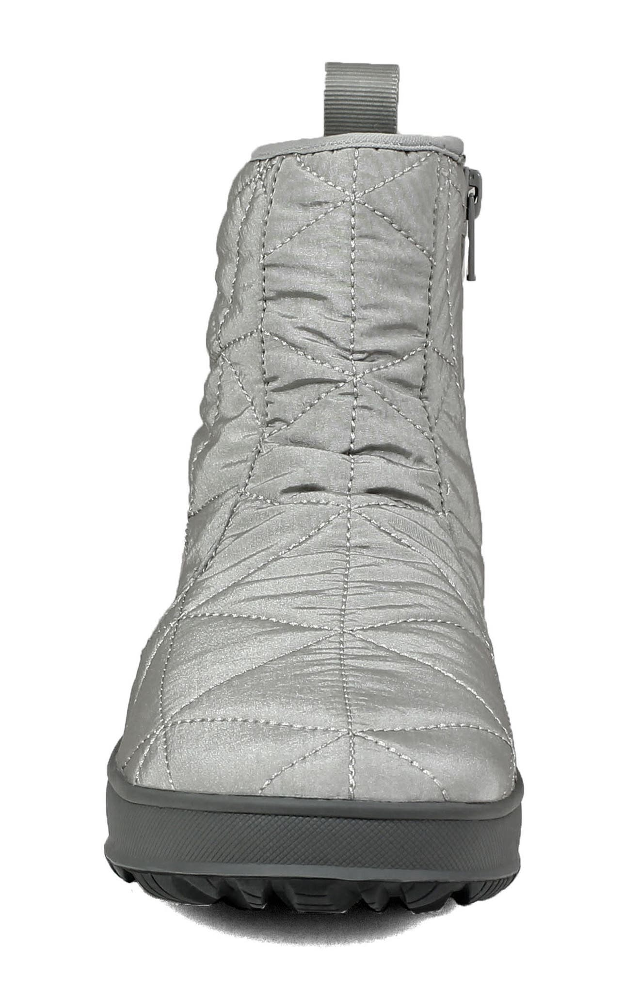 ,                             Snowday Waterproof Quilted Snow Boot,                             Alternate thumbnail 12, color,                             020