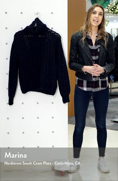 Iris Turtleneck Sweater, sales video thumbnail