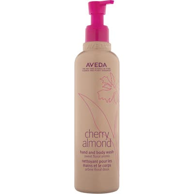 Aveda Cherry Almond Hand & Body Wash, .8 oz