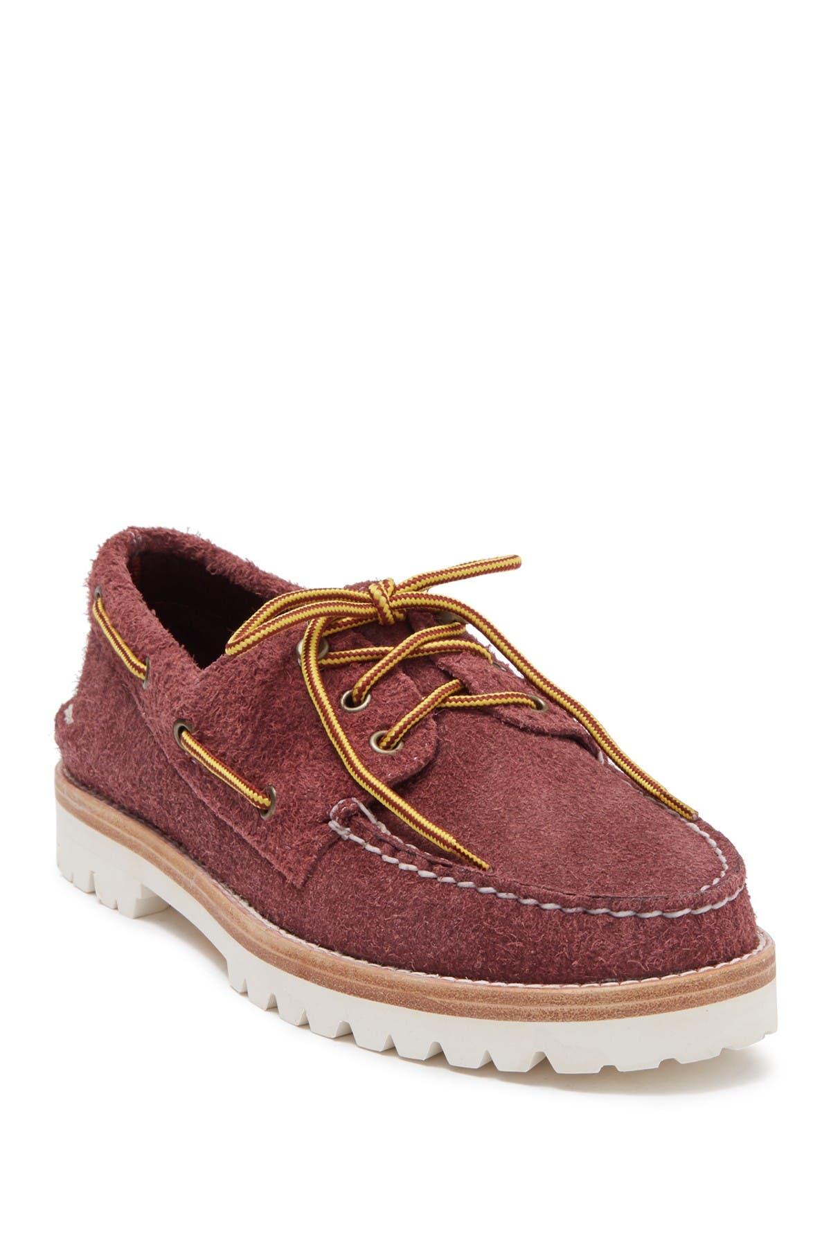 Image of Sperry Authentic Original 3-Eye Waterproof Lug Shoe