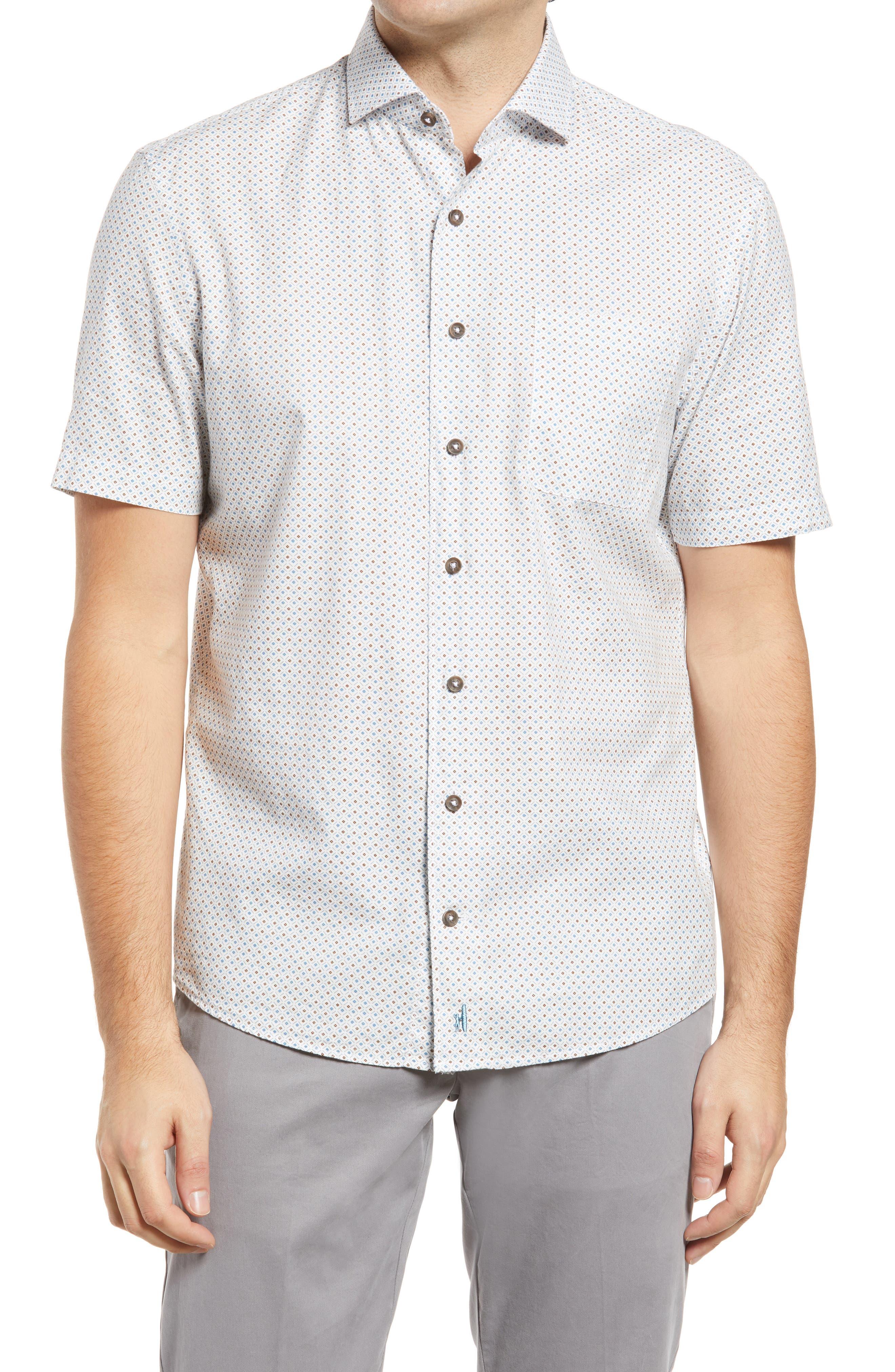 Depew Short Sleeve Button-Up Shirt