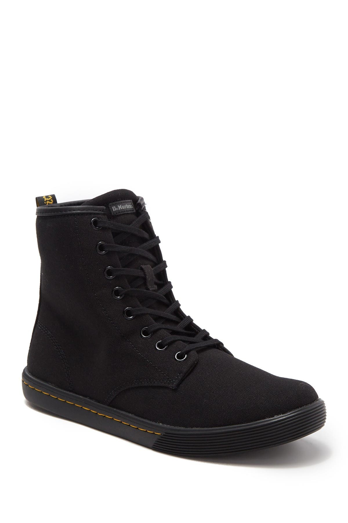 dr martens high top trainers