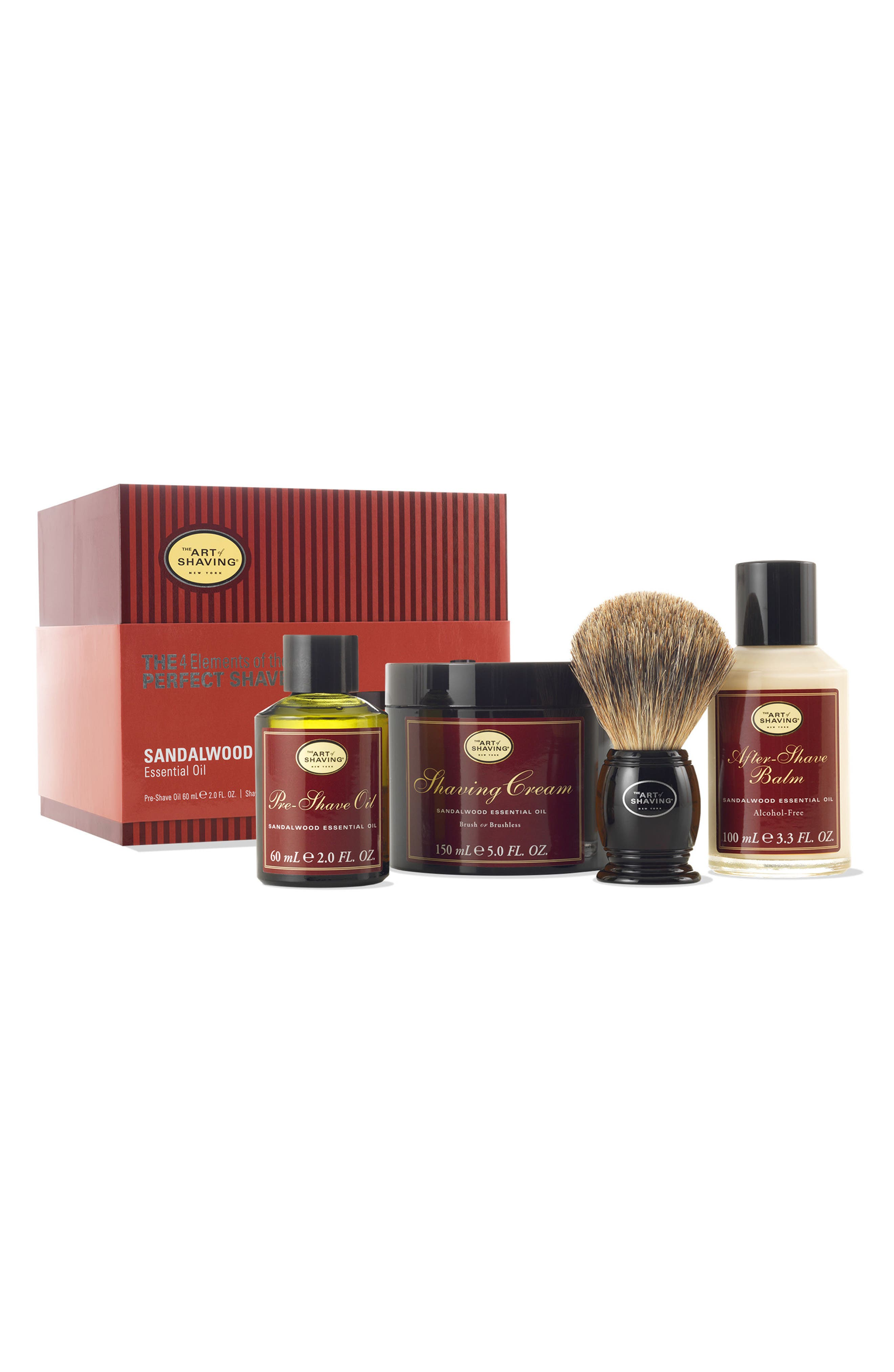 ,                             <sup>®</sup> The 4 Elements of the Perfect Shave<sup>®</sup> Kit,                             Alternate thumbnail 2, color,                             001