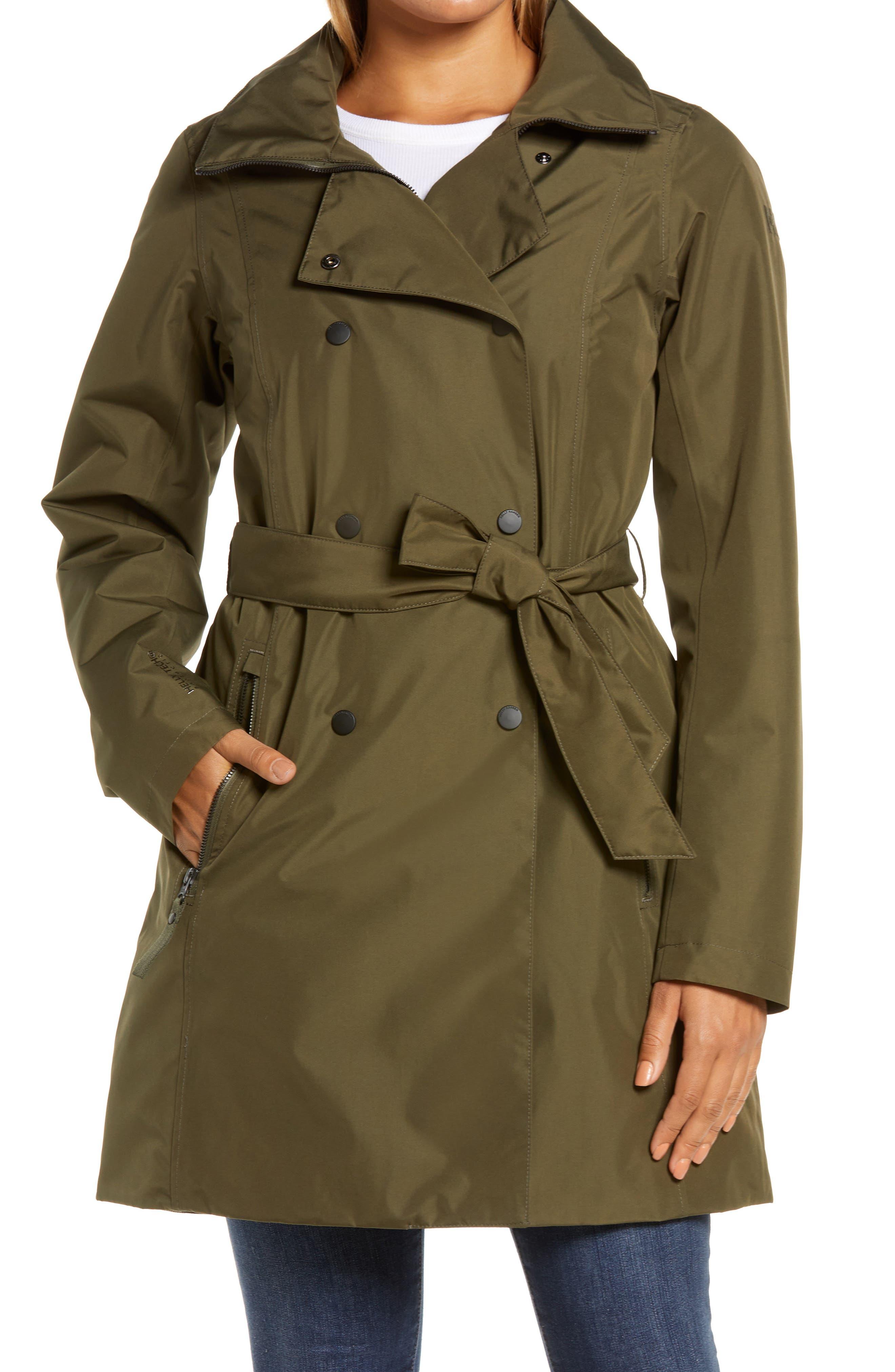 Welsey Ii Insulated Waterproof Trench Coat