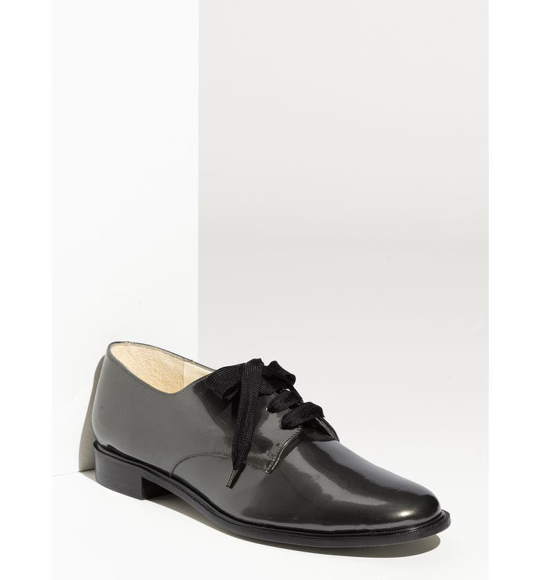 ROBERT CLERGERIE Patent Leather Oxford, Main, color, 040