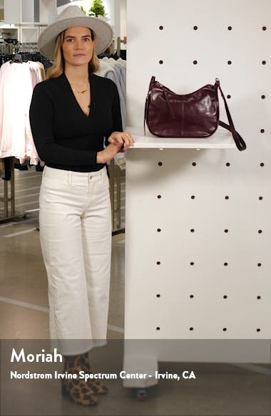 Arlet Leather Hobo, sales video thumbnail