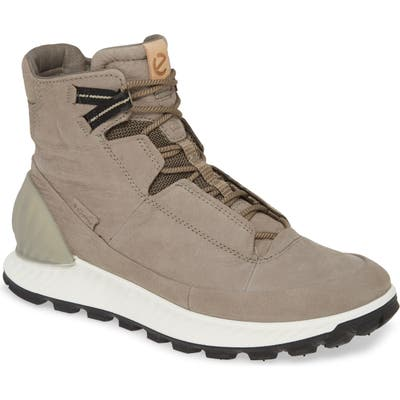 Ecco Limited Edition Exostrike Dyneema Sneaker Boot, Grey