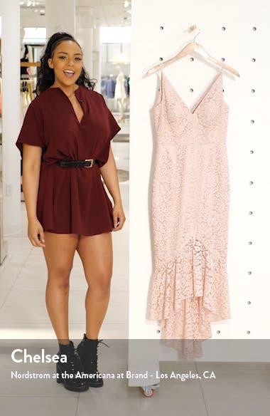 Sleeveless V-Neck Midi Dress, sales video thumbnail