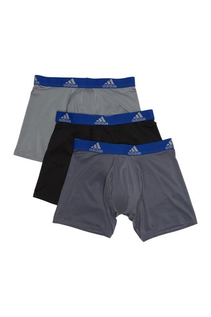 Image of adidas Performance Boxer Briefs - Pack of 3