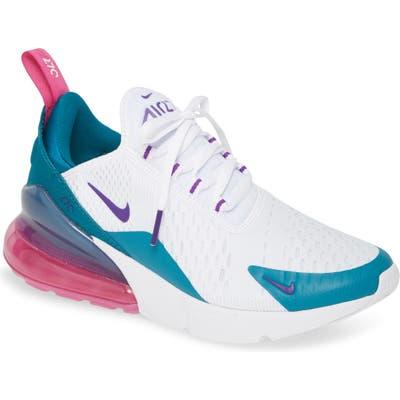 Nike Air Max 270 Premium Sneaker- White