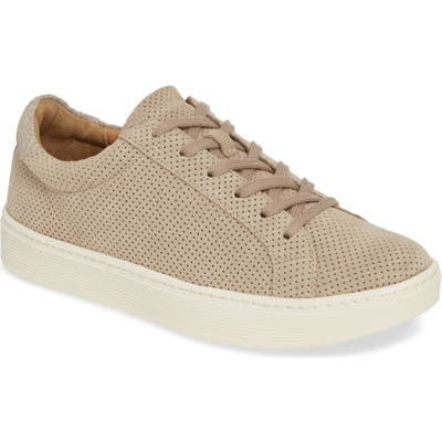 Sofft Somers Perforated Sneaker- Grey