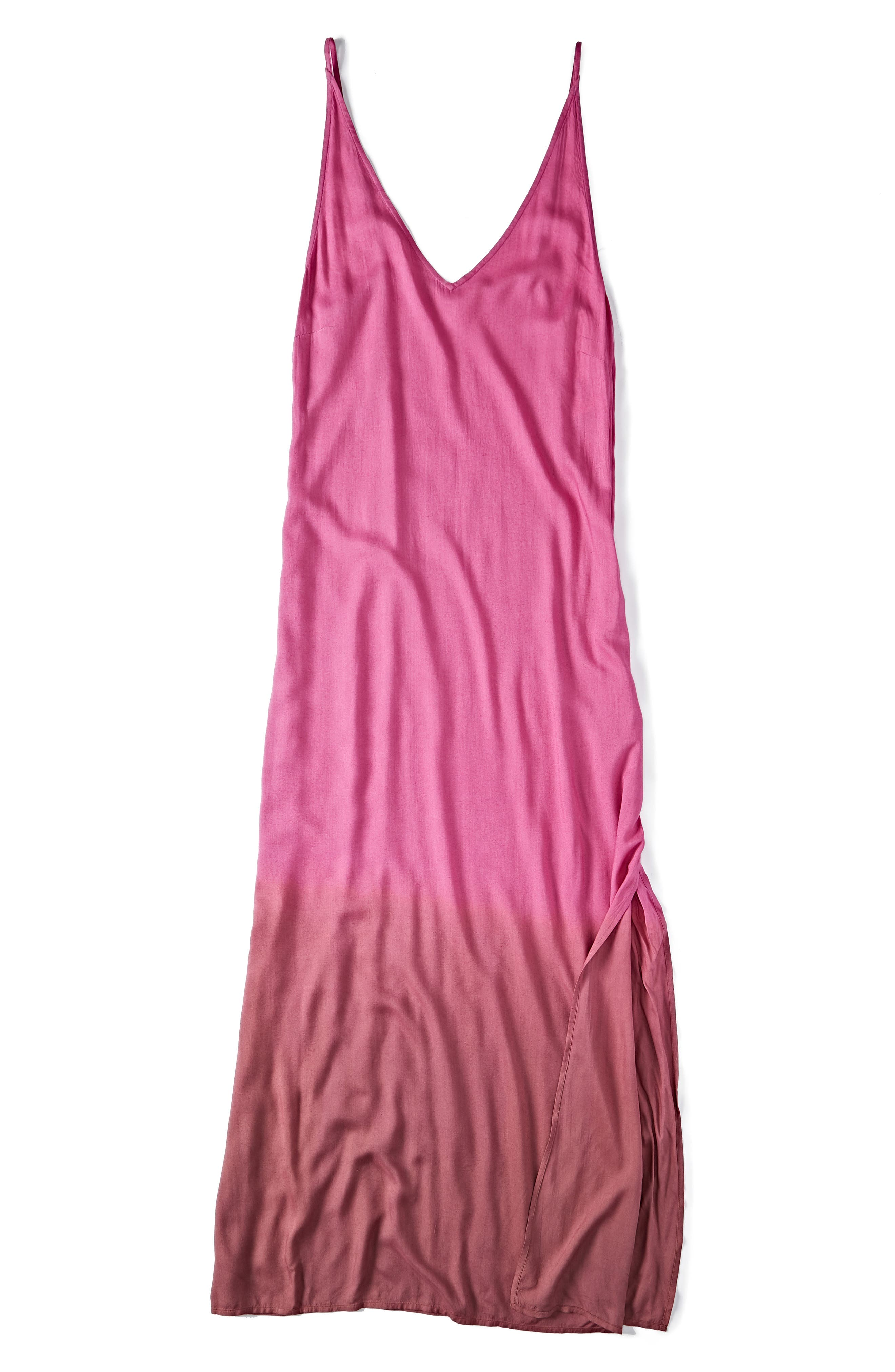 ,                             x Sincerely Jules High Point Maxi Dress,                             Alternate thumbnail 5, color,                             ROSA
