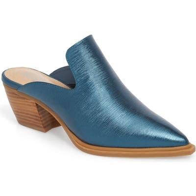 Sbicca Louisa Loafer Mule, Blue