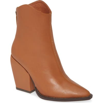 Alias Mae West Bootie, Brown