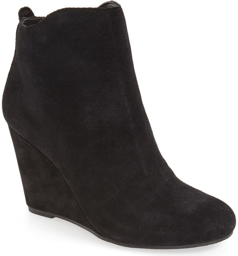 DOLCE VITA 'Gracie' Wedge Bootie, Main, color, 001
