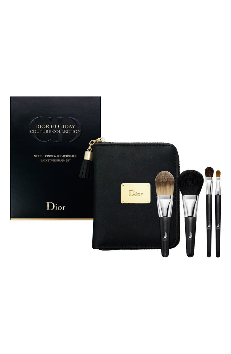 DIOR 'Couture Collection' Brush Set, Main, color, 000