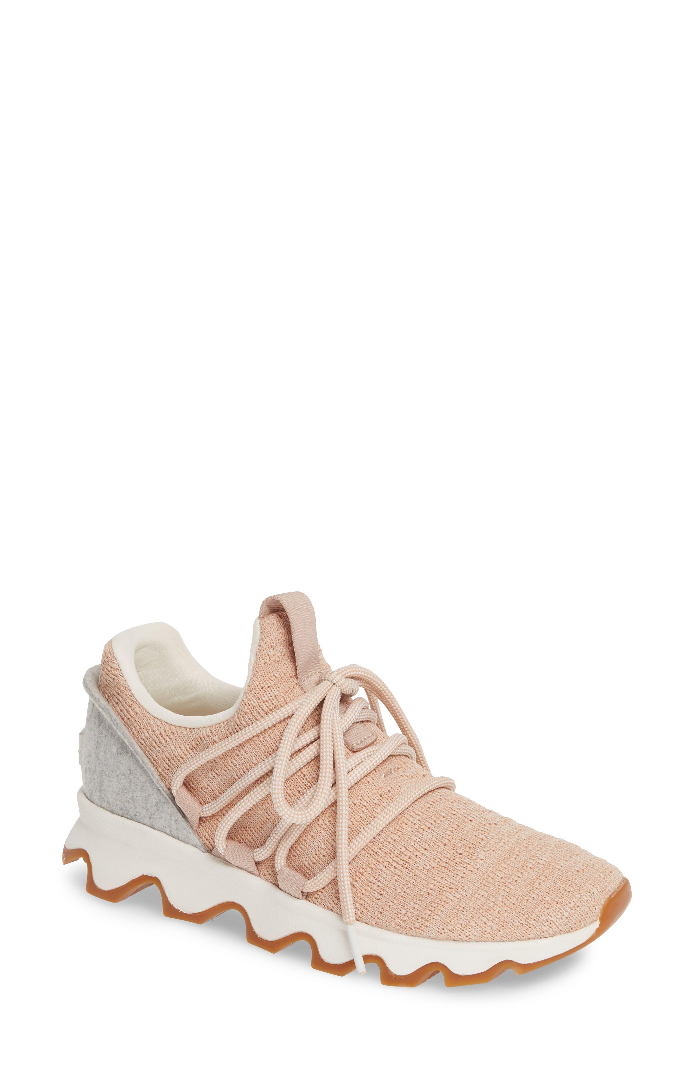 Sorel Kinetic Lace Knit Sneaker
