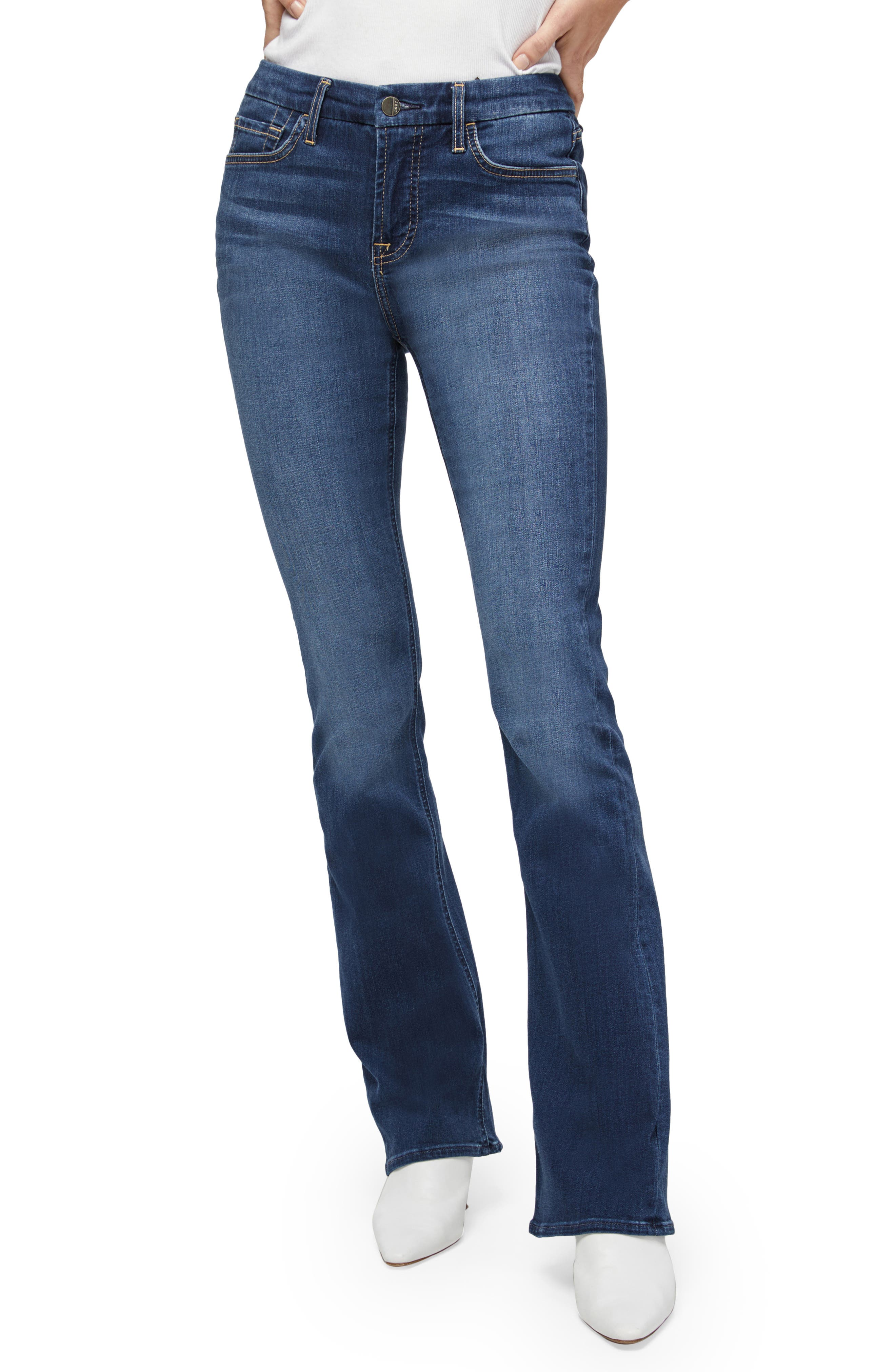 By 7 For All Mankind Slim Bootcut Jeans