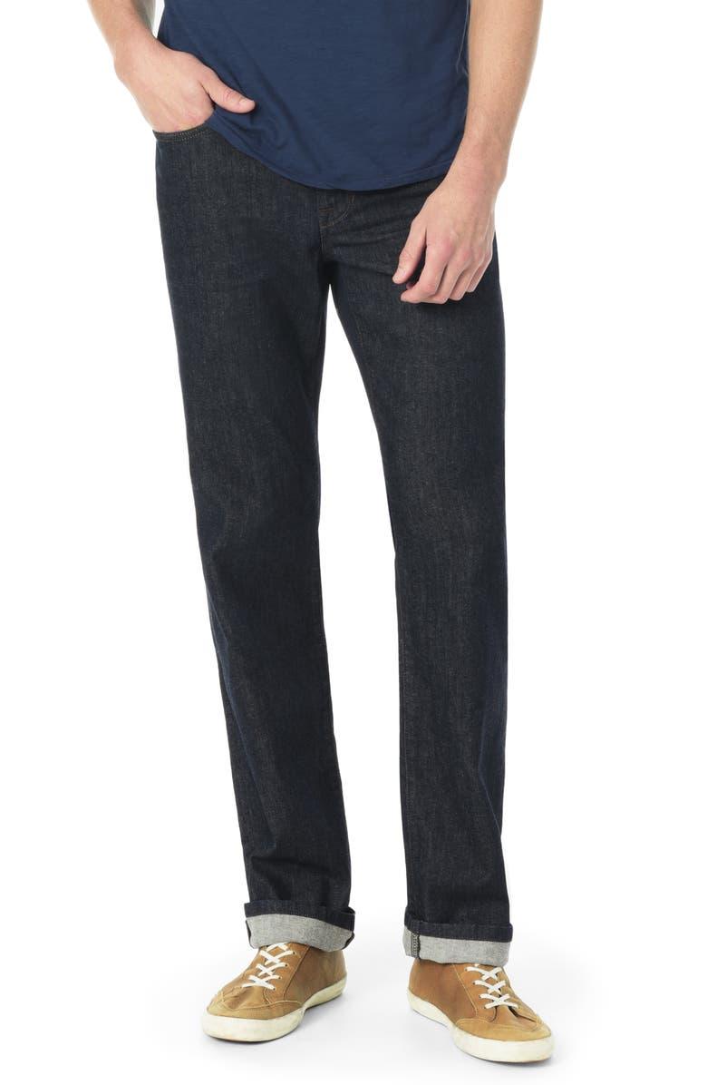 JOE'S The Classic Straight Leg Jeans, Main, color, ARAM