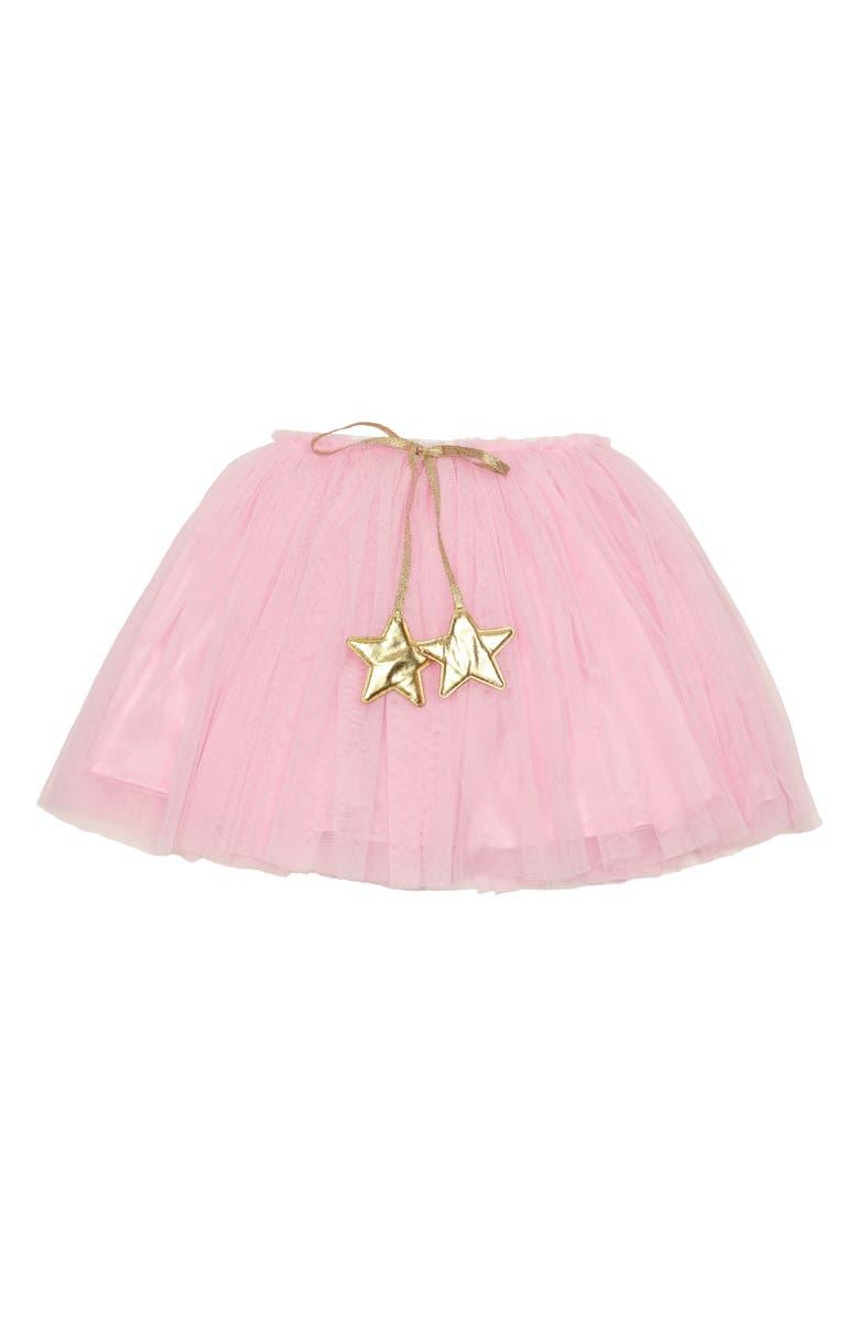 POPATU Gold Star Tutu Skirt, Main, color, 680