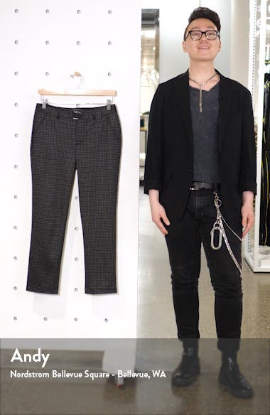 Ab-solution High Waist Straight Leg Crop Pants, sales video thumbnail