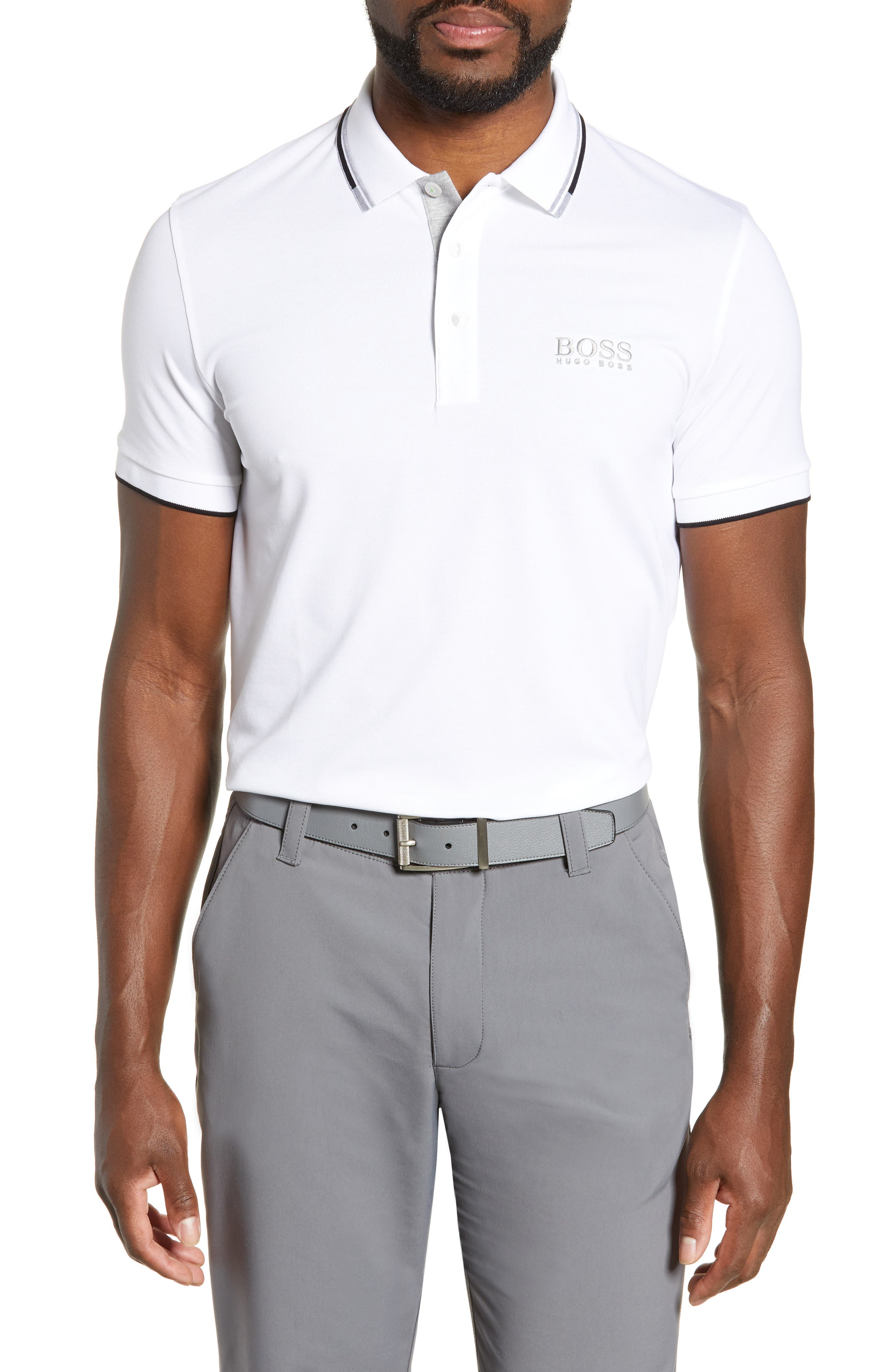 Boss Tops Paddy Pro Regular Fit Polo Shirt