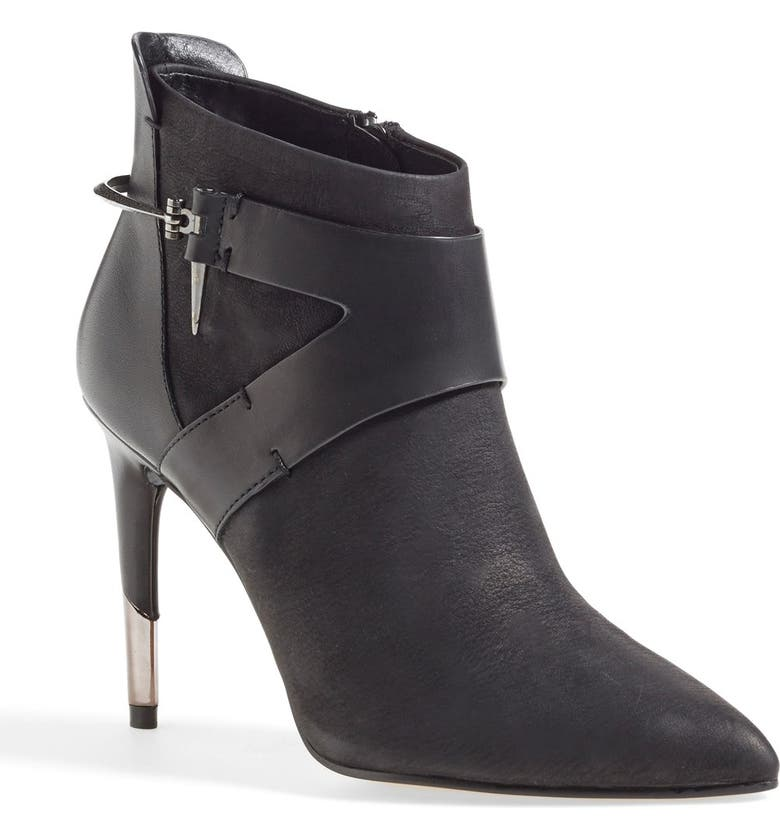DOLCE VITA 'Isleen' Pointy Toe Bootie, Main, color, 001
