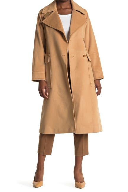 Image of REISS Everley Premium Trench Coat