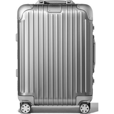 Rimowa Original Cabin 22-Inch Packing Case - Metallic