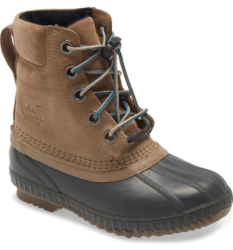 SOREL Cheyanne<sup>™</sup> II Waterproof Boot, Main, color, KHAKI