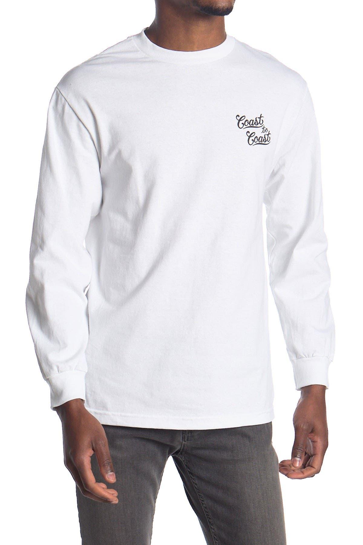 Image of DARK SEAS Graphic Long Sleeve Shirt