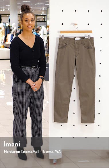Diamond Weave Stretch Dress Pants, sales video thumbnail