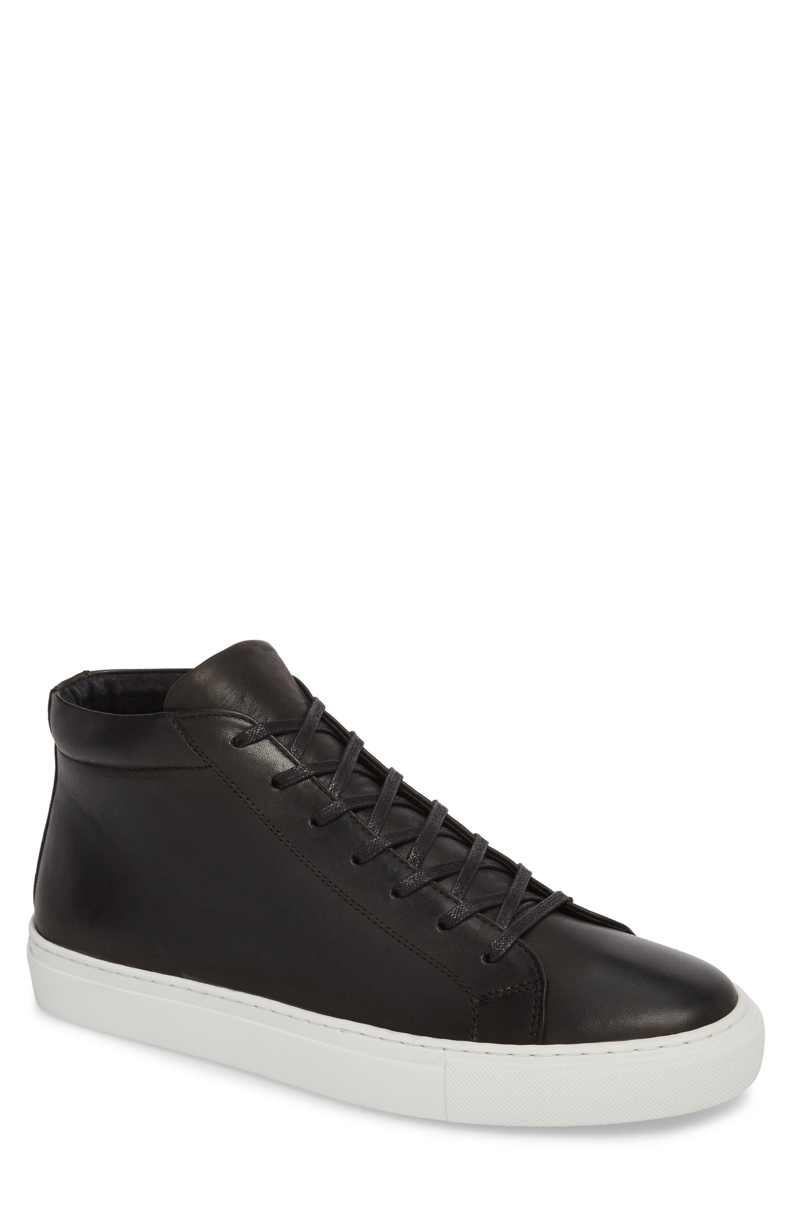 Deacon Mid Sneaker, Main, color, 001