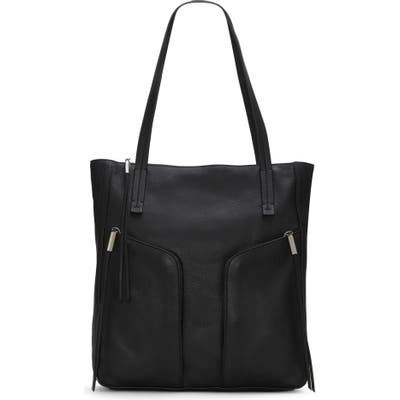 Vince Camuto Mika Leather Tote - Black