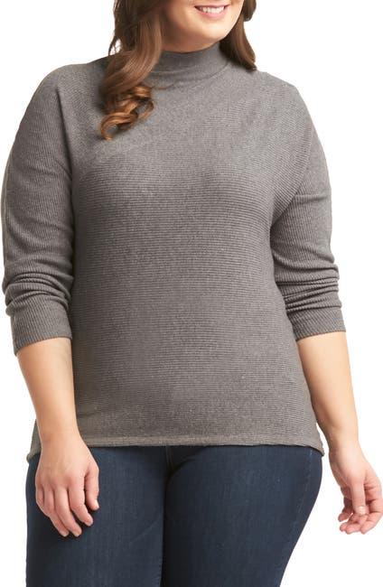 Image of Tart Deb Ribbed Long Sleeve Top