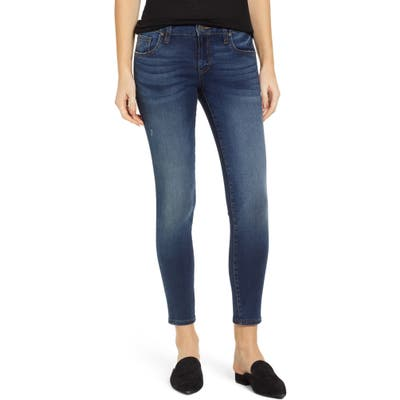Kut From The Koth Donna Ankle Skinny Jeans, Blue
