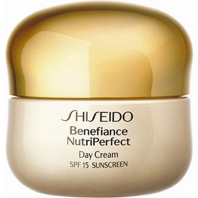 Shiseido Benefiance Nutriperfect Day Cream Broad Spectrum Spf 15