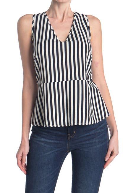 Image of VERO MODA Helenmilo Sleeveless Stripe top