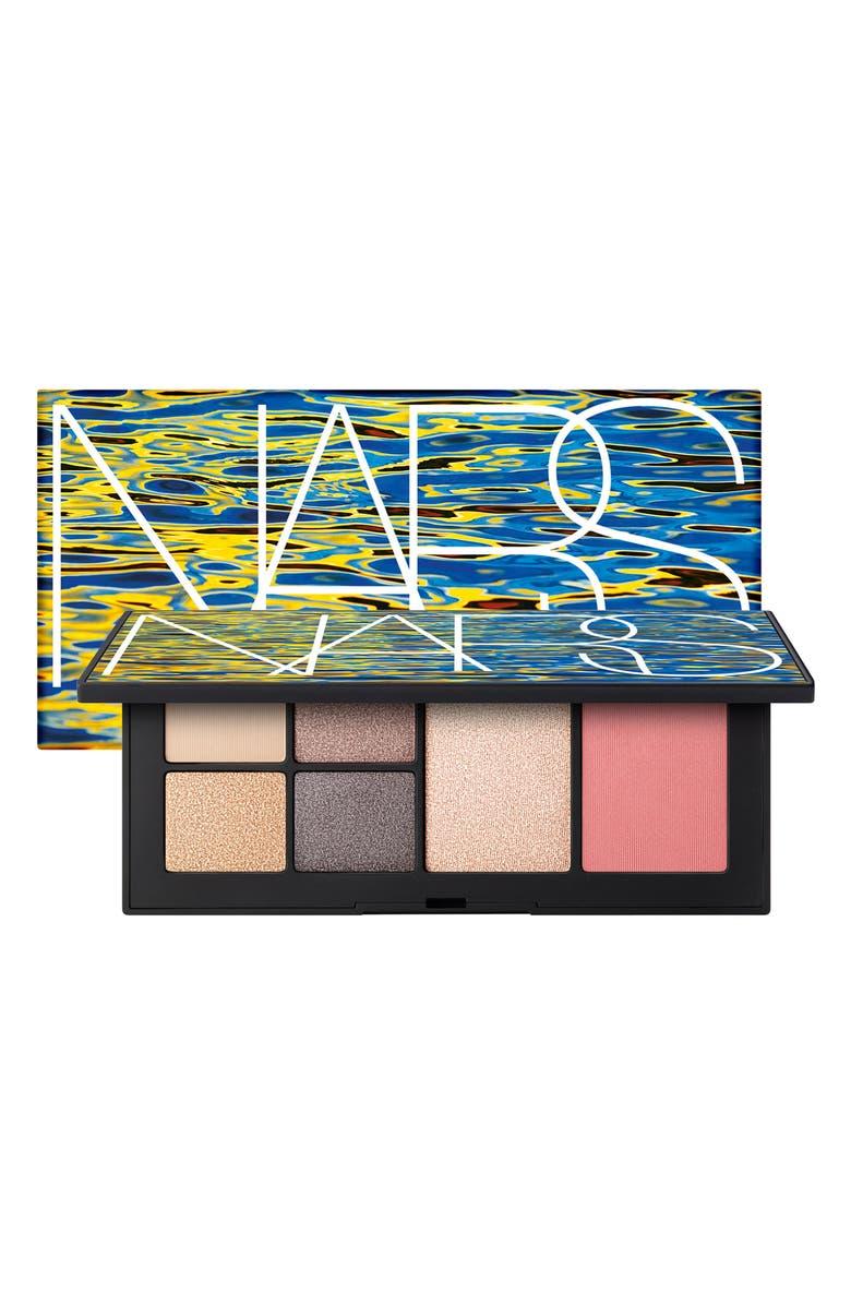 NARS Hot Escape Eye & Cheek Palette, Main, color, 000