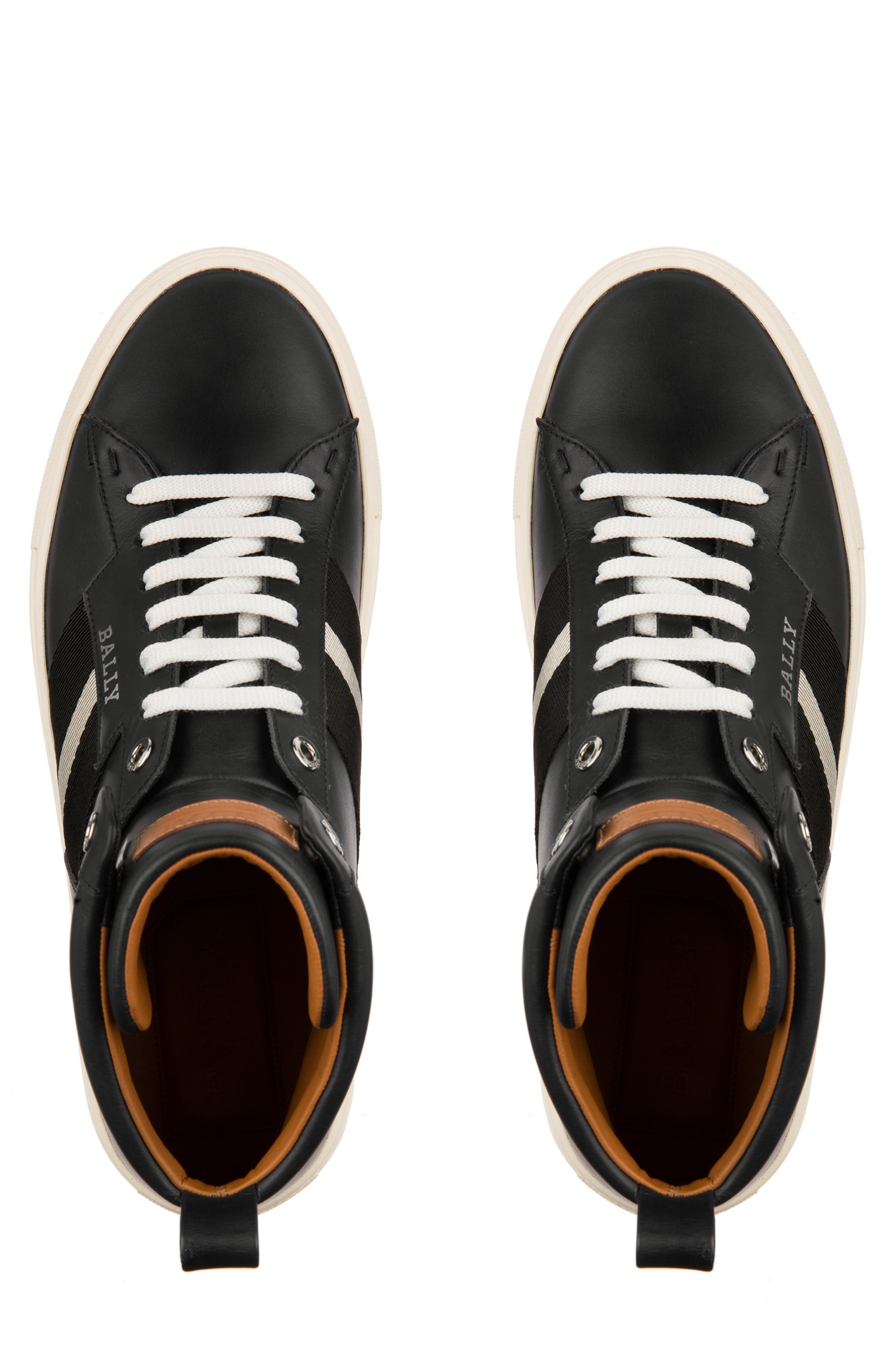 ,                             Hedern Sneaker,                             Alternate thumbnail 4, color,                             BLACK/BLACK