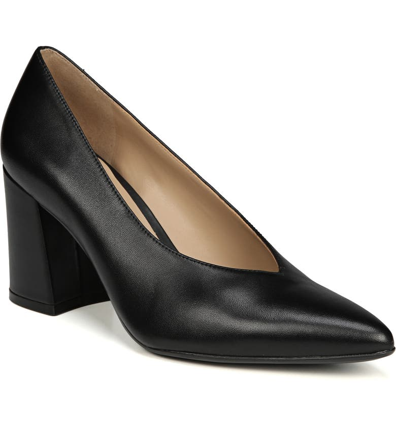 NATURALIZER Hope Pointy Toe Pump, Main, color, 001