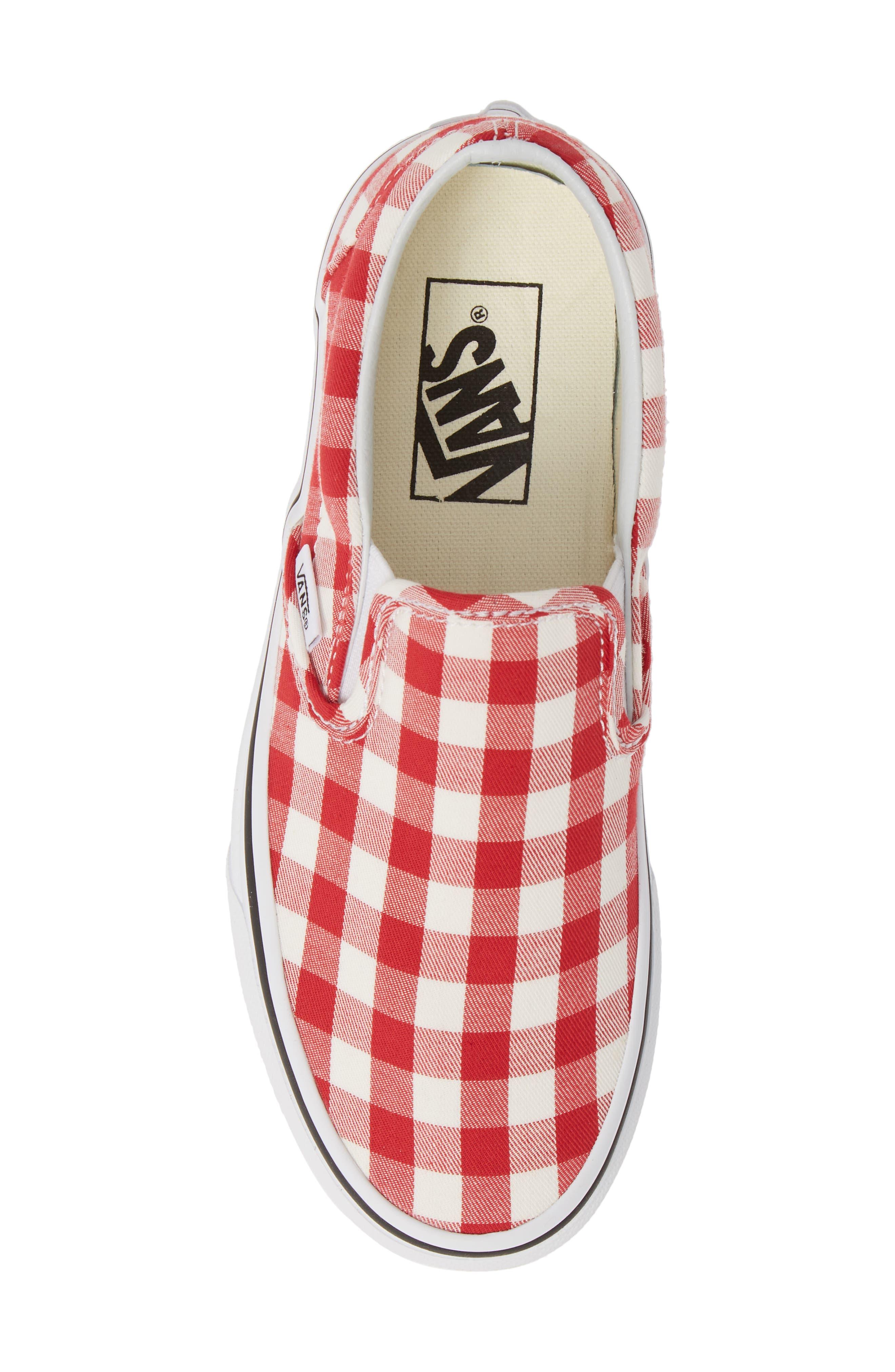 ,                             Classic Slip-On Sneaker,                             Alternate thumbnail 477, color,                             611