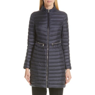 Moncler Agatelon Lightweight Down Quilted Jacket