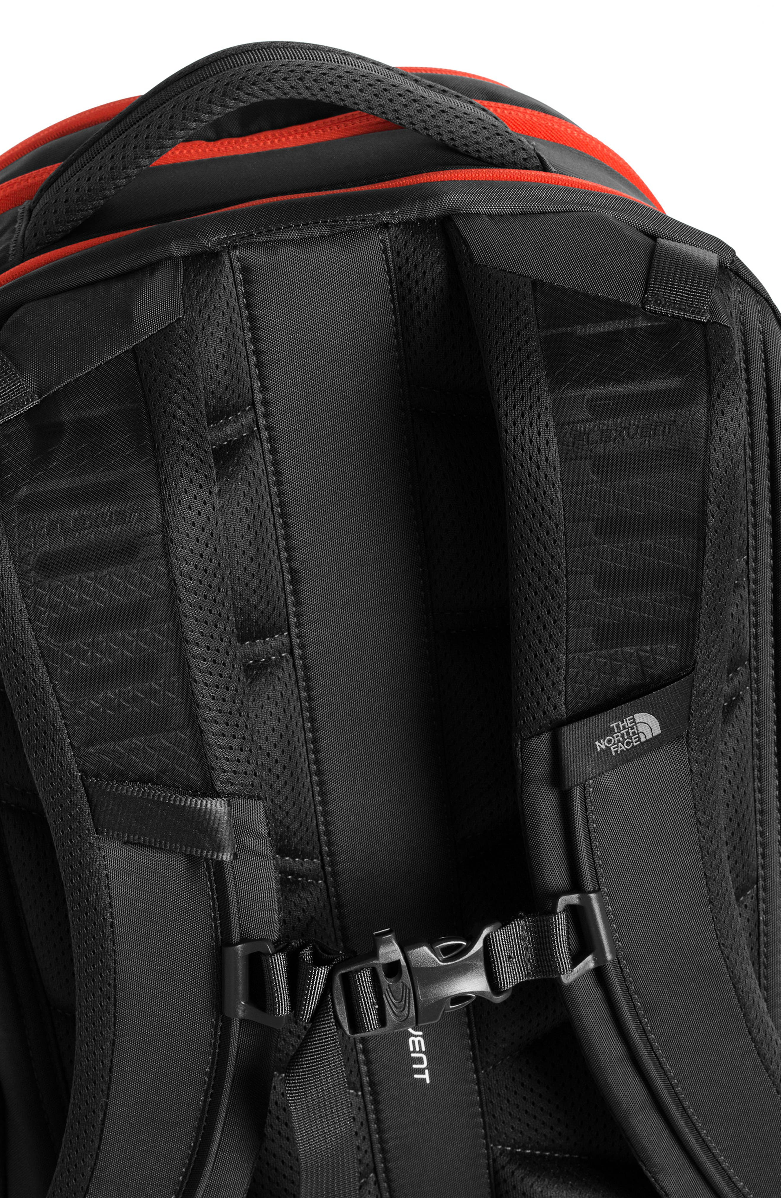 ,                             Recon Backpack,                             Alternate thumbnail 7, color,                             ASPHALT GREY / FIERY RED