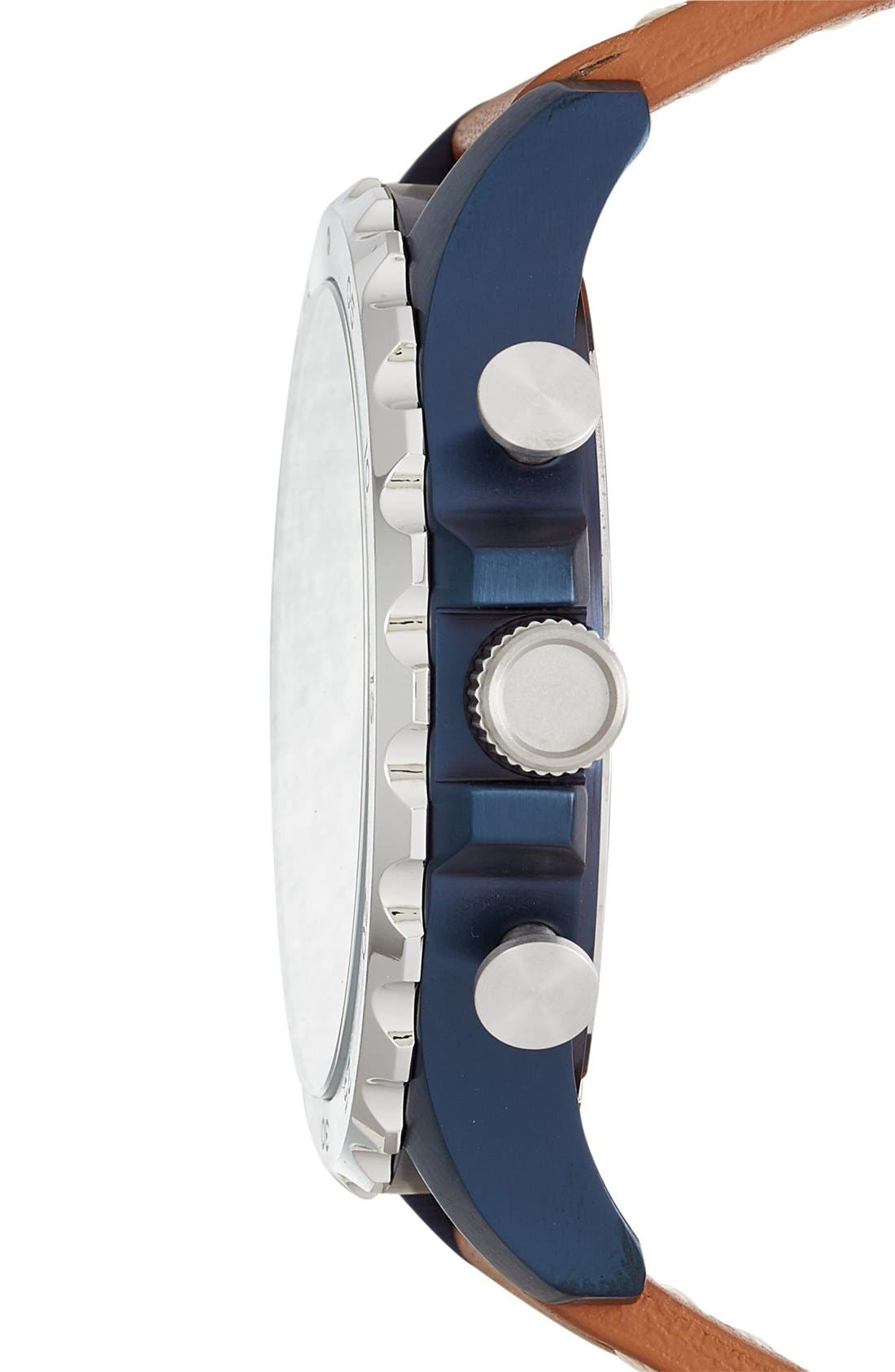 ,                             'Nate IP' Chronograph Watch, 50mm,                             Alternate thumbnail 29, color,                             204