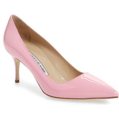 Manolo Blahnik Bb Pump - Pink