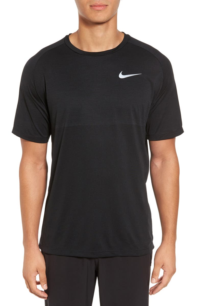 NIKE Dry Medalist Running Top, Main, color, 022
